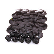 wholesale best brazilian body wave virgin hair 1kg 10bundles lot 100% original human hair natural hair color from one donor