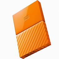 Wd wdbyft0040bor-cesn 4tb 2,5-дюймовый оранжевый внешний жесткий диск usb3.0