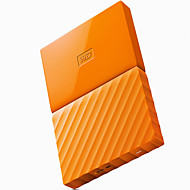Wd wdbyft0040bor-cesn 4tb 2,5 inch oranje externe harde schijf usb3.0