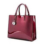 Damen Taschen Ganzjährig PU Umhängetasche mit für Normal Blau Schwarz Rot