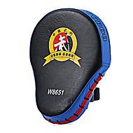 Boxhandschuhe Schlagpolster Boxen und Kampfsport-Pad Fokusschlagmatten Taekwondo Boxen Sanda Muay Thai Karate Leicht verstellbar