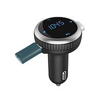 Coche 锐思(RISING) BT69 V4.2 Bluetooth Coche Kit Manos libres del coche Puerto USB