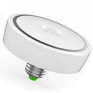 15w e27 led電球r50 30smd 500lm暖かく/クールな白のボディセンサーの光制御ac85-265 v 1個