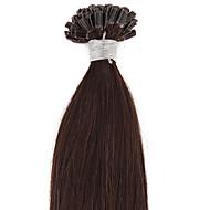 Fúziós / U típus Human Hair Extensions Hajhosszabbítás