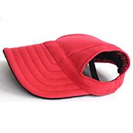 Pisici Câini Bandane & Pălării Roșu Albastru Negru Îmbrăcăminte Câini Vara Primăvara/toamnă Solid Nuntă