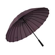 Paraply med langt håndtag Herrer