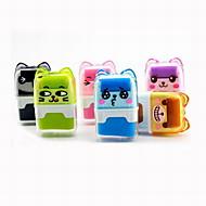 Hibajavítók Toll Toll,Műanyag Hordó Ink Colors For Iskolai felszerelés Irodaszerek Csomag 1