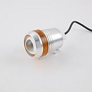 U3 12v LED-lamppu pitkät ajovalojen sumuvalo valokeilassa moottoripyörän auton kuorma