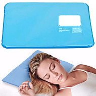 Summer Ice Pad Massager Therapy Insert Chillow Sleeping Aid Pad Mat Muscle Relief Cooling Gel Pillow