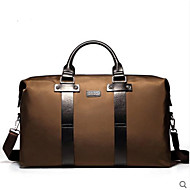 Men Bags All Seasons PU Travel Bag with for Casual Outdoor Coffee