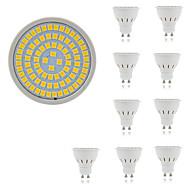 5W LED-spotlampen MR16 80 SMD 2835 400 lm Warm wit Koel wit Decoratief AC 220-240 V 10 stuks