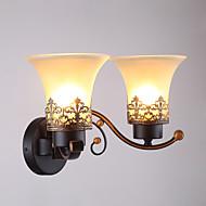 40 E26/E27 Moderni/nykyaikainen Maalaus Ominaisuus for Minityyli,Ylävalo Wall Light