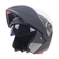 Open Face Dual Screen Impact Resistant Scratch Resistant Anti-Dust ABS Motorcycle Helmets