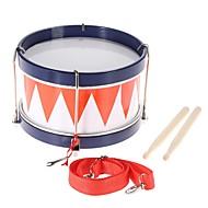 Kleurrijke kinderen kinderen peuter drum musical speelgoed percussie instrument met drum sticks band