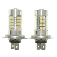 Sencart 2kpl h7 px26d sumuvalonheitin lamppuvalot (valkoinen / punainen / sininen / lämmin valkoinen) (dc / ac9-32v)