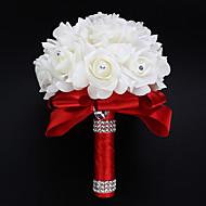 1 Une succursale Mousse de polystyrène Fleur de Table Fleurs artificielles