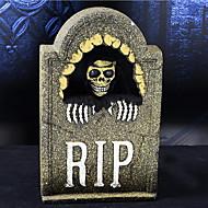 Halloween tarvikkeita bar haunted house kauhu näkymä asettelu simulointi hautakivi kolmiulotteinen kupla ääni rekvisiitta