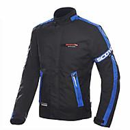 Scoyco ジャケット オックスフォード 男性用 冬 反射 最高品質 高品質 オートバイの腎臓ベルト