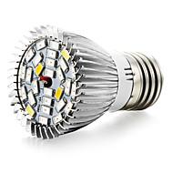 8W E27 LED Büyüyen Işıklar 28 SMD 5730 800 lm Sıcak Beyaz Kırmızı Mavi UV (Siyah Işık) V 1 parça