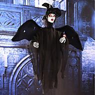 Halloween roikkuu haamut halloween kauhu rekvisiitta sisustus kohteet ääni valvonta photoreceptor silmä voi flash silmä voi vilkkua