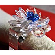 Se vzorem Prsten na ubrousky MateriálSvatební hostiny Večeře Vánoční výzdoba Favor Tabulka Dceoration Svatby Večeře Decor Favor Výzdoba