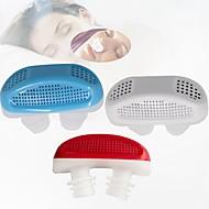 1pcs sovehjelp anti-snorking stopp nese sliping luftrens filter luftrensende apparatur helsevesenet farge tilfeldig