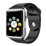 a1 armbåndsur bluetooth smart se sport pedometer med sim kamera smartwatch for android smartphone