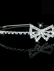 lindos cristais transparentes headpiece bridal casamento / headband