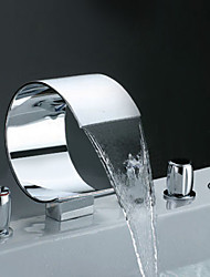 Waterfall Bathtub Faucet - Free Shipping (0698 -Y-8014)