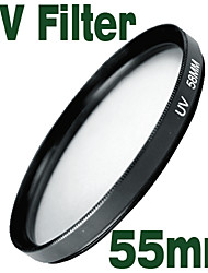 emolux uv 55mm beschermer filter (smq5553)