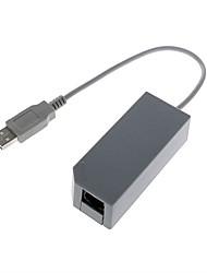 Интернет проводной сетевой адаптер для Wii / Wii U консоли (USB)