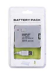 RECHARGEABLE BATTERY PACK 3800mAh for Wii