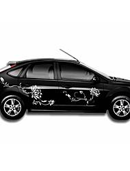 Lotus élégante vignette toute carrosserie autocollant (szc5126)