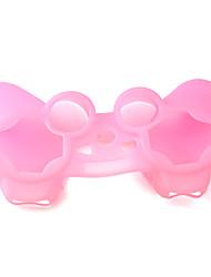 защитный силиконовый чехол для PS3 контроллер (розовый)