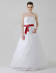 Satin Wedding/ Bridal Ribbon Sash(0251-24086)