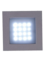 Coin 24w projecteurs LED - blanc chaud / blanc)