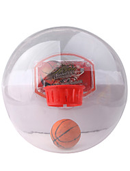Mini Flash Music Palm Basketball Shooting Toy - SHOOT A BASKETBALL