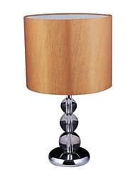 maishang® modernen crytal Tischleuchte mit Stoff Lampenschirm (1069-j9827-t1
