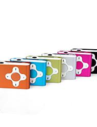 TF Card Reader MP3-Player-Paket verkaufen - Packung von 6pcs, Farbe sortiert (kly363)