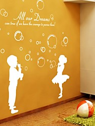 sticker mural décoratif bulle (0565-1105064)