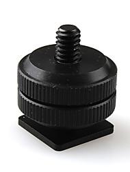 """Pro Type 1 / 4 """"-20 à vis de trépied adaptateur flash griffe"""