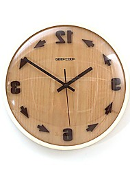 Back in Time Wall Clock(12inch)