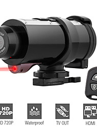 Himalayas - 720P HD Waterproof Sports Acton Camera with Remote Control