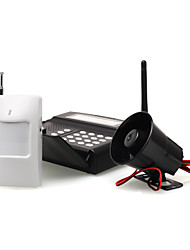 New Model Alarm System, SMS&GMS Contrl&Programm, Mainly Use For Home, Office&Factory, All-in-One Alarm Kit