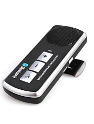 bluetooth coche sombrilla placa con dos manos libres Bluetooth para coche