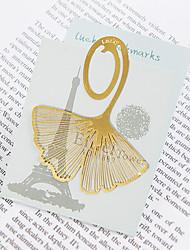 Gingkgo Leaf Bookmark Favor (Set of 5)