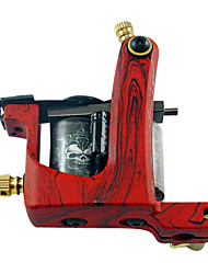 Top Low Carbon Steel Tattoo Machine for Lining and Shading