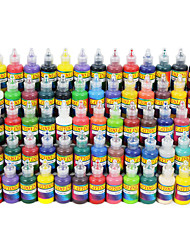 65 tatuaje de tinta color set 65 * 20 ml