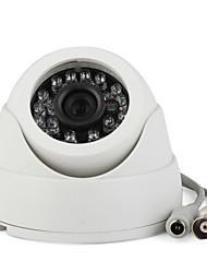 IR-Dome-Kamera mit 1 / 4 Zoll Sharp CCD (420 TVL)