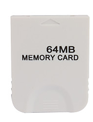 64MB Memory Card for Wii